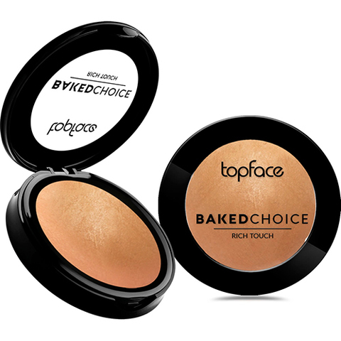 TopFace Пудра Baked Choice Rich Touch  Powder тон 006- PT701(10г)