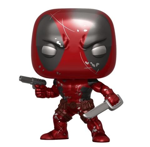 Фигурка Funko POP! Bobble: Marvel: 80th: First Appearance Deadpool (MT) (Exc)