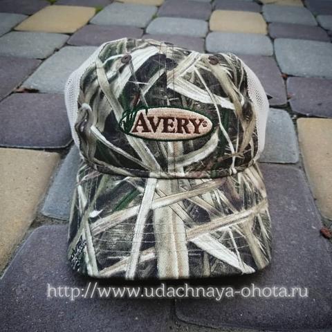 Кепка Avery