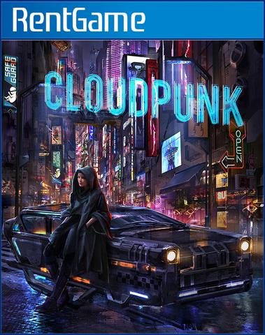 Cloudpunk PS4 | PS5