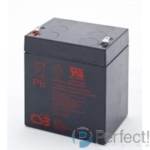 CSB Батарея GP1245 (12V  4,5Ah/16W)