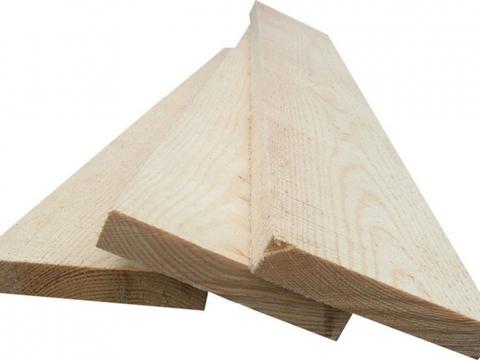 Доска обрезная 25х150х6000 мм, сорт 1, свежий лес, ГОСТ