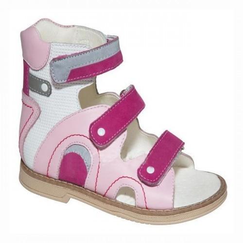 Обувь для девочек Сандалеты ортопедические Тривес Twiki TW-172, с открытым носком kupit-sandalety-ortopedicheskie-trives-tw-172-s-otkrytym-noskom.jpg