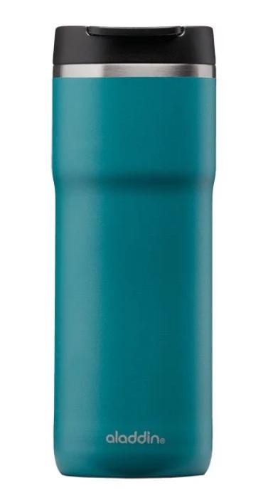 Термокружка Aladdin 0.35L Mocca Leak-Lock Голубая