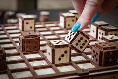 Конструктор деревянный 3D EWA Gameset Игровой набор