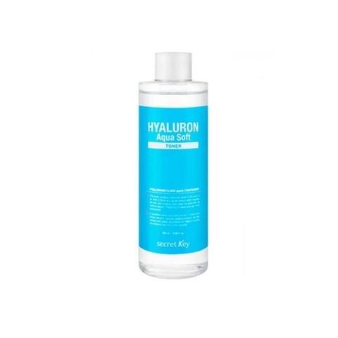Secret Key Гиалуроновый тонер  Hyaluron Aqua Soft Toner , 500мл