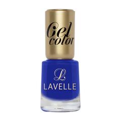 LGC-049 лак для ногтей GEL COLOR тон 049 глубокий синий 12мл
