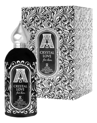 Attar Collection Crystal Love for Him Eau De Parfum