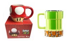 Супер Марио керамические кружки в ассортименте