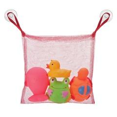 Набор для ванны из 4-х игрушек Hencz Toys с сеткой для хранения