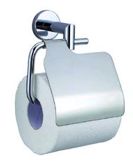 Держатель туалетной бумаги Nofer Line 16500.W фото