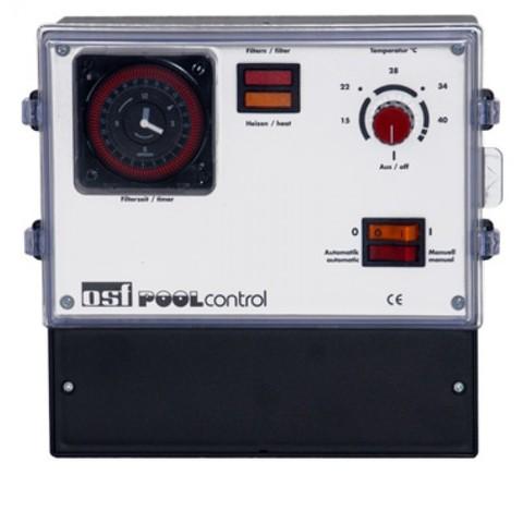 Панель управления фильтрацией и нагревом OSF Pool-Control-230-ES, 220В, 1кВт