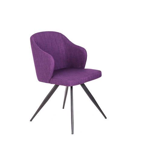 Стул F3208 Фиолетовый
