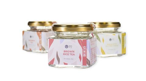 Набор коллекция чая (3 шт) ENHEL beauty в упаковке