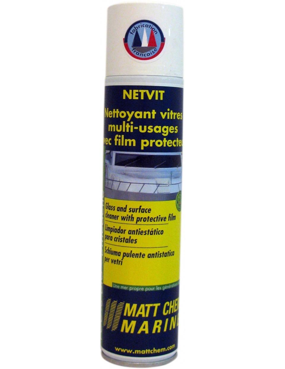 NETVIT MATT CHEM, для чистки стекол