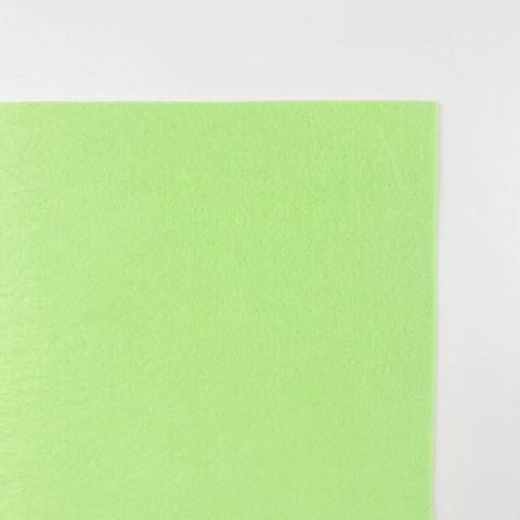 Фетр 100% полиэстэр. Цвет зеленый. Размер листа  20х30 см.