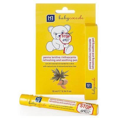Карандаш от комаров Babycoccole успокаивающий освежающий 10 мл