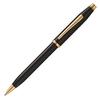 Cross Century II - Black lacquer, шариковая ручка