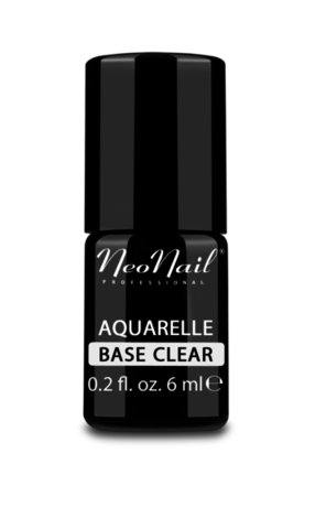 NeoNail База прозрачная Aquarelle 7,2 мл №5486-7