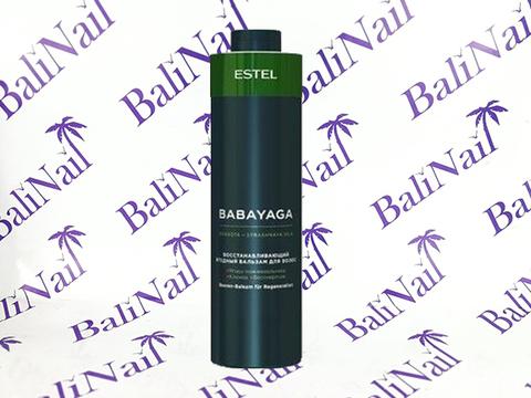 BABAYAGA Восстанавливающий ягодный бальзам для волос, 1000 мл
