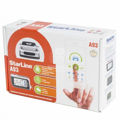 Автоcигнализация StarLine A93v2