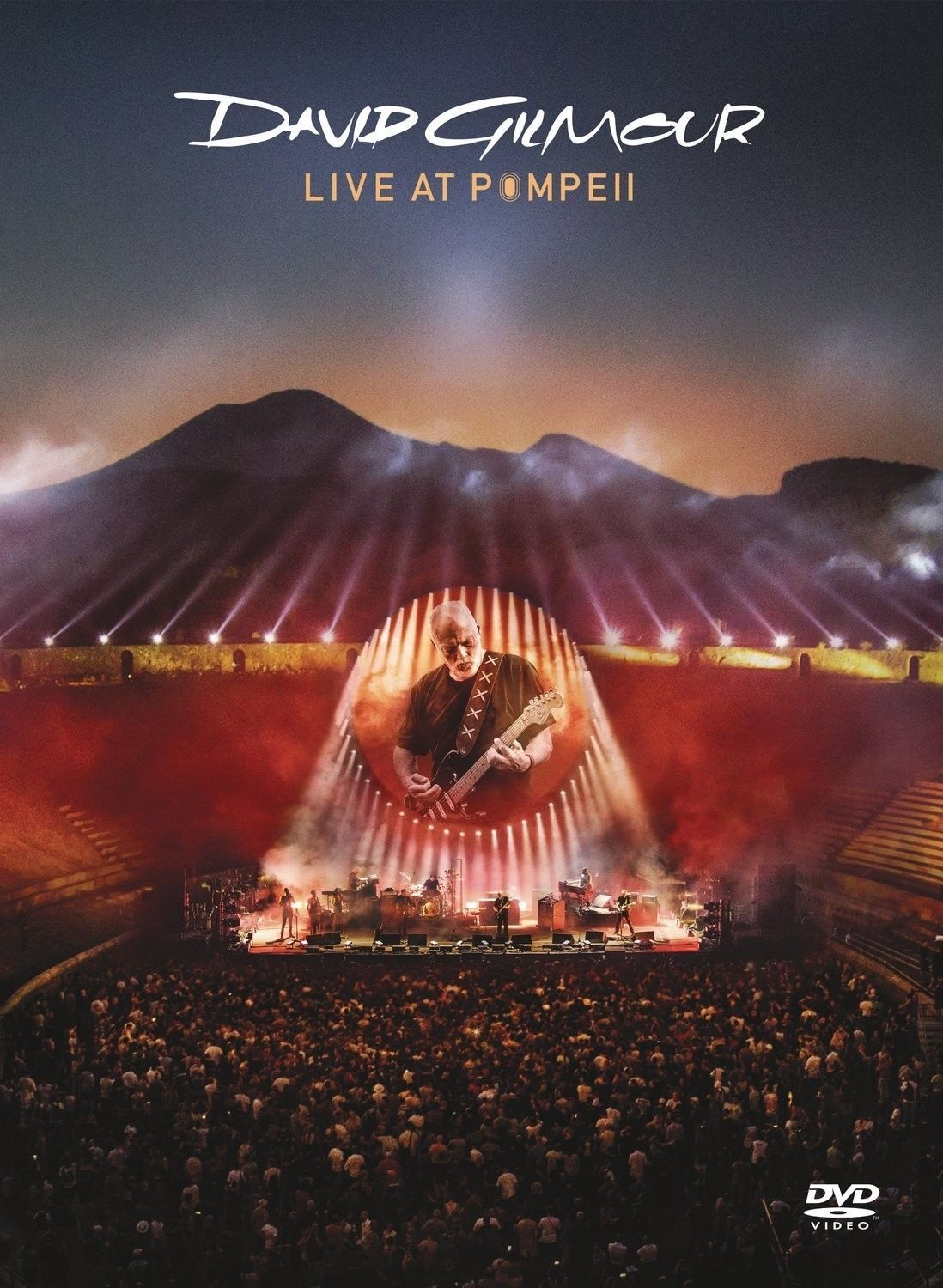 GILMOUR, DAVID: Live At Pompeii