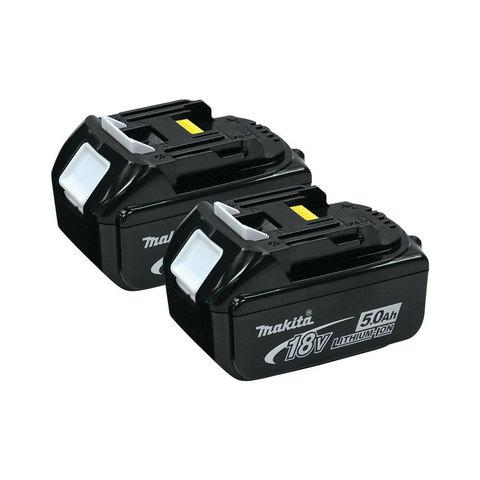 Аккумуляторная батарея Makita BL1850 (2 шт.)