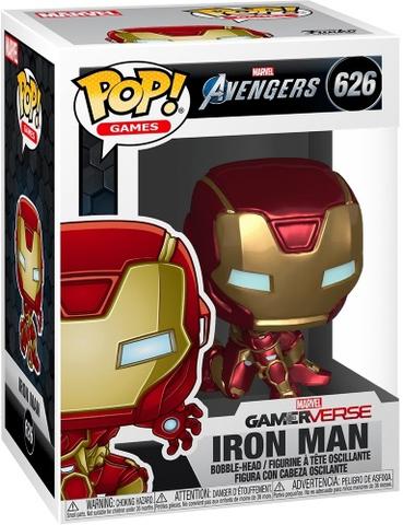 Фигурка Funko POP! Bobble: Marvel: Avengers Game: Iron Man 47756