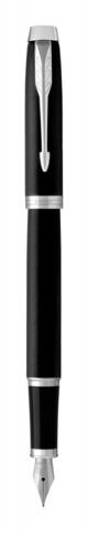 Перьевая ручка Parker IM Matte Black CT  F