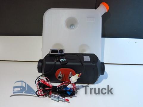 Автономный отопитель 12 вольт 5 кВт пульт A2