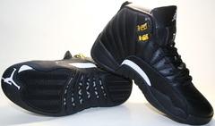 Кроссовки баскетбольные nike air jordan 12 retro