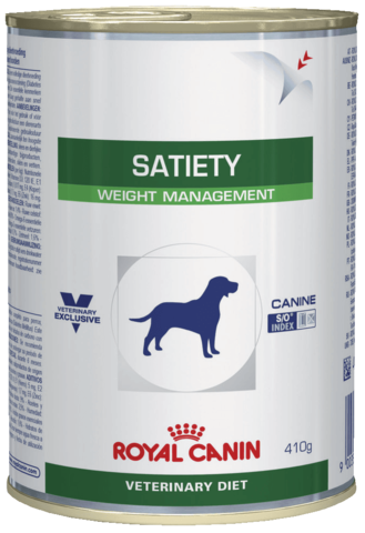 Royal Canin Satiety Weight Management Wet для собак при ожирении