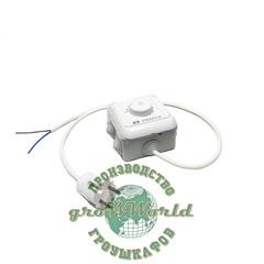 Регулятор скорости канальных вентиляторов Vents РС-1-300 (плавный) в сборе