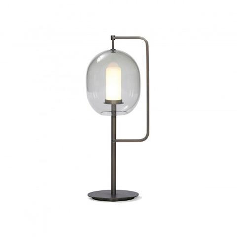 Настольный светильник копия Lantern Light by ClassiCon (черный)