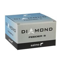 Катушка Salmo Diamond FEEDER 5 4000FD