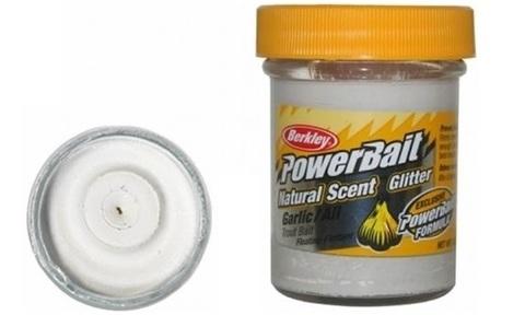Форелевая паста Berkley - BGTGW2 (1290576) чеснок белый