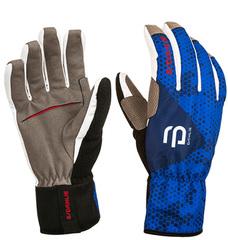 Тёплые Лыжные Перчатки Bjorn Daehlie Active Estate Blue (2020-21)