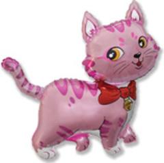 F Мини-фигура, Милый котенок (розовый), 14