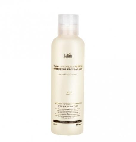 Натуральный органический шампунь Lador Triplex Natural Shampoo