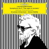 Krystian Zimerman, Berliner Philharmoniker, Simon Rattle / Bernstein: Symphony No. 2 The Age Of Anxiety (LP)