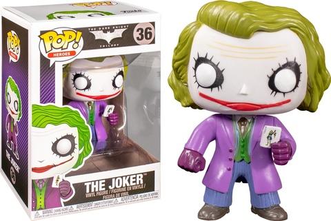 Joker (Dark Knight) Funko Pop! || Джокер (к/ф Тёмный Рыцарь)