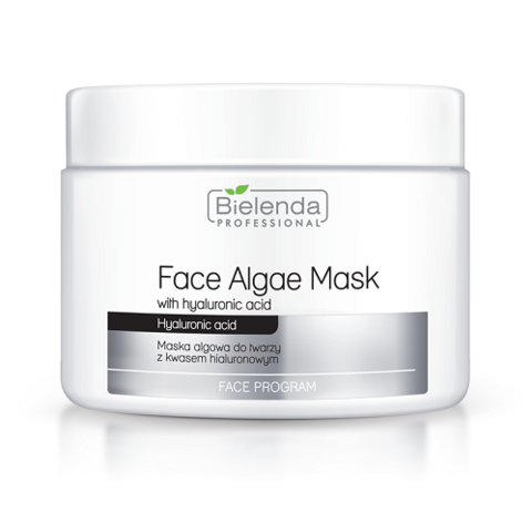 HYALURONIC ACID TREATMENT Альгинатная маска для лица с гиалуроновой кислотой - доп. упаковка