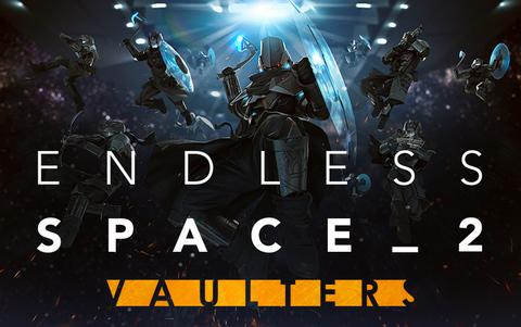 ENDLESS SPACE 2 – VAULTERS (для ПК, цифровой ключ)