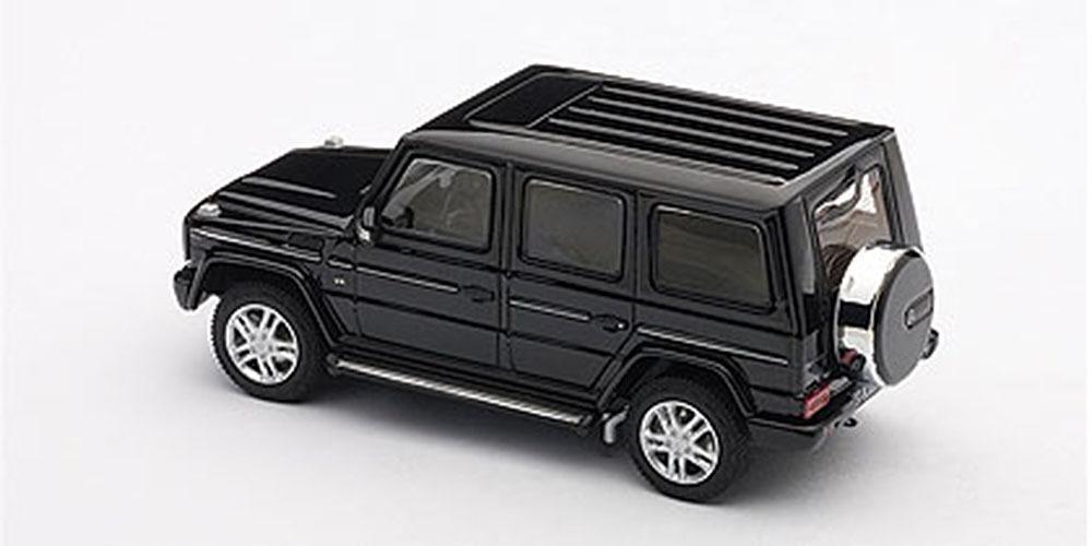 Коллекционная модель Mercedes-Benz Gelandewagen G500 2012