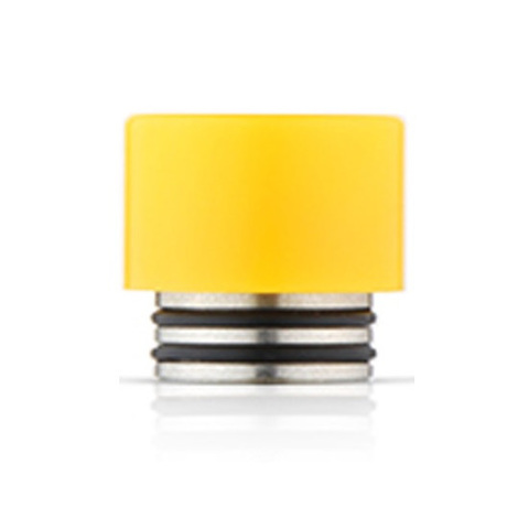 Drip-Tip 810 Wide Bore d12.4 (Goon*TFV8) жёлтый