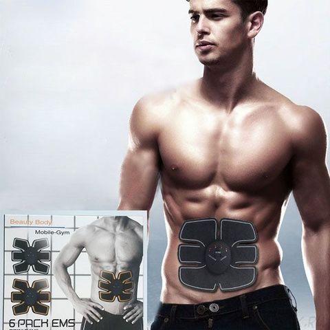 Миостимулятор для мышц пресса Beauty body Mobile Gym