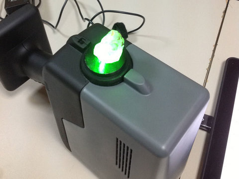 Портативный рамановский спектрометр «ХимЭксперт»