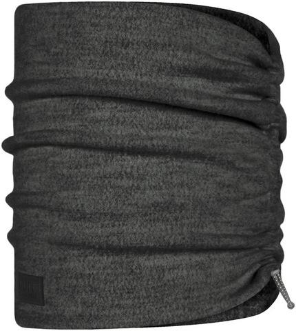 Шарф-труба шерстяной Buff Wool Fleece Graphite фото 1
