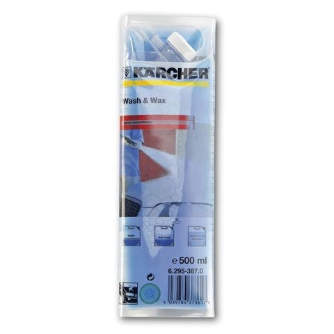 Karcher Wash & Wax в складной канистре, 500 мл
