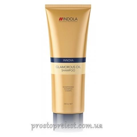 Indola Innova Glamorous Oil Shampoo - Шампунь для блиску волосся